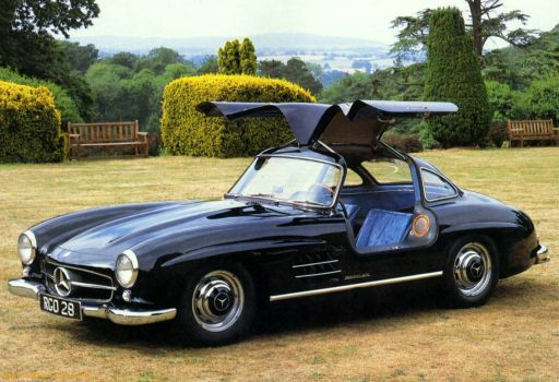 1955 300SL Gull Wing