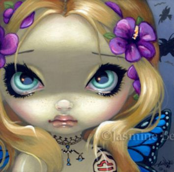Faces of Faery #133 - Jasmine Becket-Griffith
