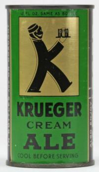 Krueger Cream Ale - Lilek #468