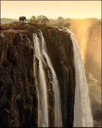 Mosi-oa-Tunya National Park, Zambia