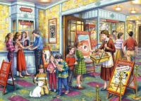 Gibson Games - The Flicks Jigsaw Puzzle