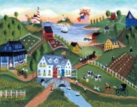 Cheryl Bartley - Yesteryear Village