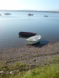 Scotland: Montrose Basin - Boats
