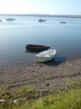 Scotland: Montrose Basin - Boats