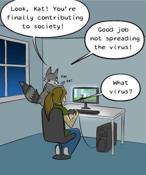 What Virus?
