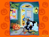 Donald's halloween