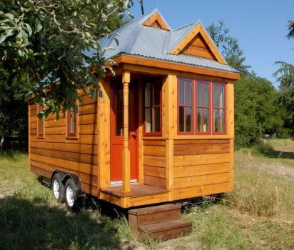 tiny house - tumbleweed fencl plan