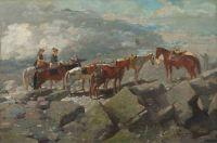 Winslow Homer Mount Washington