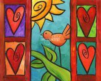 Whimsical-Bird