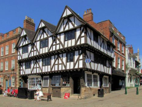 The Leigh-Pemberton House, Castle Square, Lincoln - 1st Jul 2008