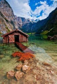 103-Obersee Lake, Germany