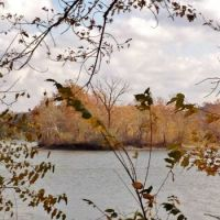Fall Colors At Tuttle Creek State Park