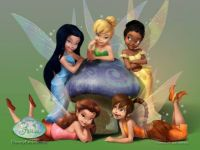 Tink and her Fairy Friends