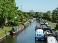 A cruise along the Staffordshire and Worcestershire Canal, Stourport to Great Haywood Junction (510)