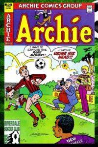 Archie #304 Fitness Fun