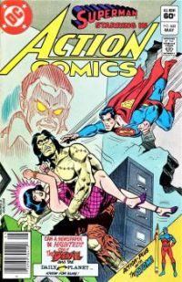Superman's Action Comics