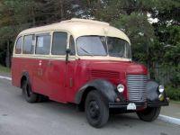 Bus Praga RND