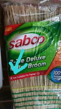 The Deluxe Broom