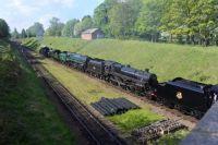 Locomotive Cavalcade at Rothley.