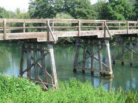 Wooden bridges of Krka IV. - A bit more closer look ;)