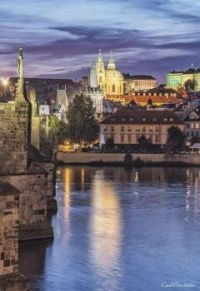 U Karlova mostu  - At Charles Bridge, Prague