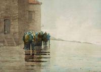 """Winslow Homer, """"The Life Brigade"""""""