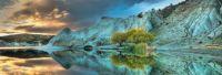 Blue Lake by Alexander von Humboldt 1832