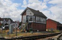 Sleaford East signal box