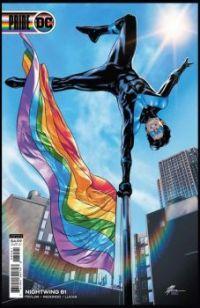 Nightwing #81 (DC Comics) Pride Month