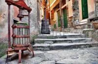 Interesting Italian street