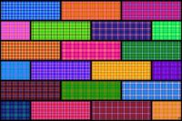 Plaid Bricks!! ~ XL