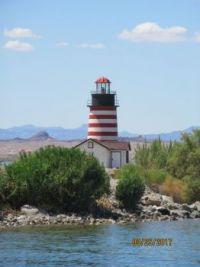 Lighthouse, Lake Havasu, AZ
