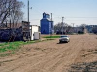 The one-woman town of Monowi, Nebraska is the only officially incorporated municipality with a population of 1. The sole, 83-yea