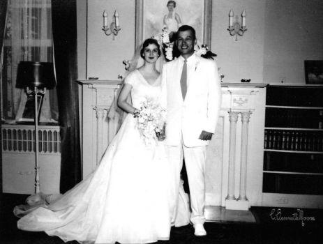 Mimi and Luke - 59 years!