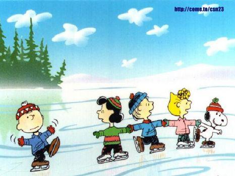 peanuts winter