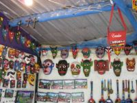 Ecuador Masks