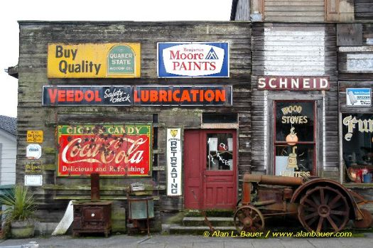 Old country store Snohomish, Wa.