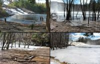 Lampson Falls revisited: The underwater beach