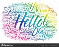 """Hello"" in different languages :-)"
