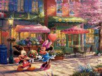 Mickey & Minnie Sweetheart Cafe