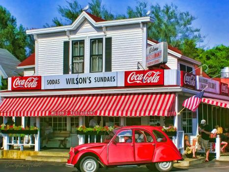 WILSON'S RESTAURANT AND ICE CREAM PARLOR