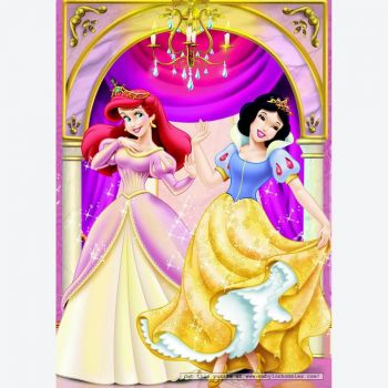 Ariel and Snow White
