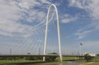 Margaret Hunt Hill Bridge, Dallas, TX