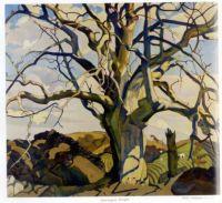 Ross Eugene Braught (American, 1898–1983), Dead Chestnut (1927)