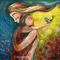 Katie M Berggren Art - Shred of Hope
