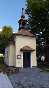 Kaple Sv. Antonína Paduánského Stržanov