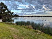 Early morning light at Lake Monger, Perth