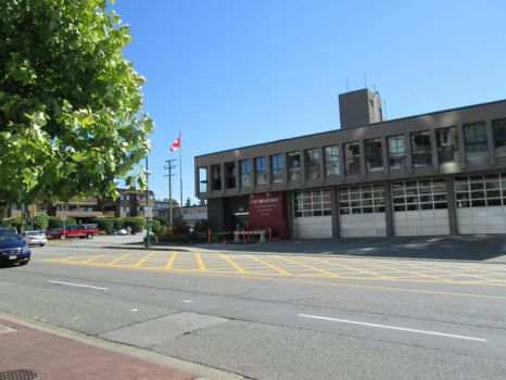 City of North Vancouver Fire Department