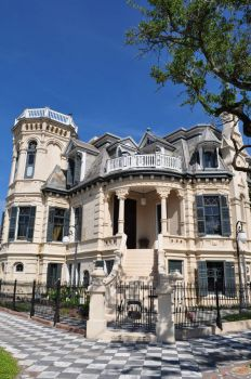 J.C. Trube House - Galveston, TX