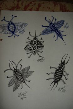 Mythological Bugs 3